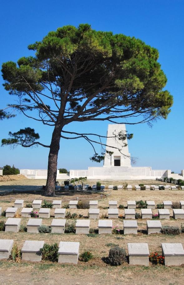 Lone Pine Cemetary, Gallipoli, Turkey