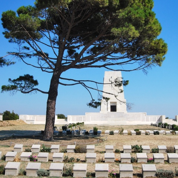 Lone Pine Cemetary, Gallipoli, Turkey