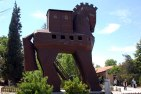 Troy Trojan Horse