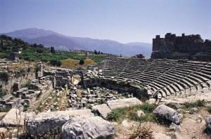 Xanthos Antique Theatre