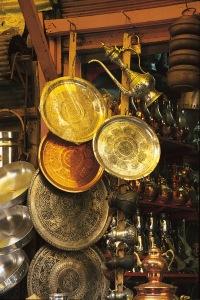 Gaziantep copper wares