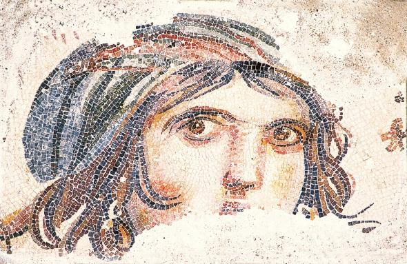 Gaziantep Zeugma Mosaic