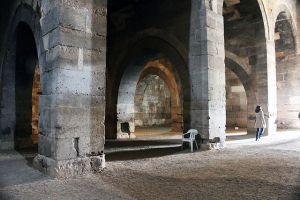 Interior Aksaray Caravanserai