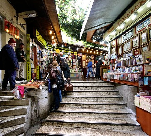 Istanbul Book Bazaar