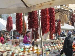 Selcuk Bazaar