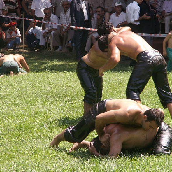 Edirne Oil Wrestling