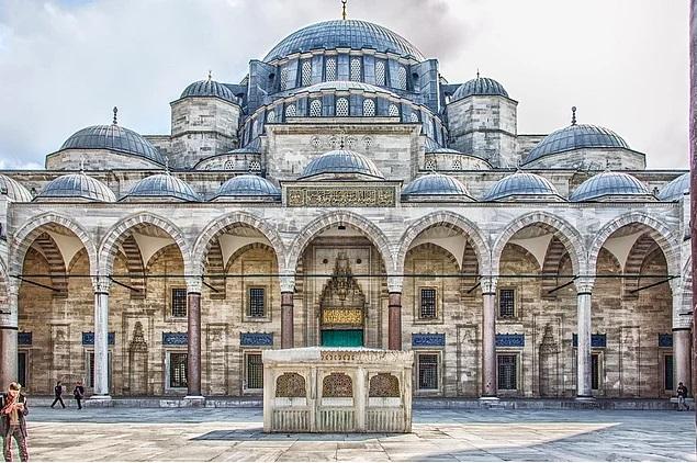 süleymaniye-mosque