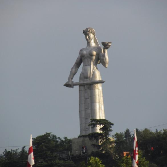Tbilisi - Mother Georgia